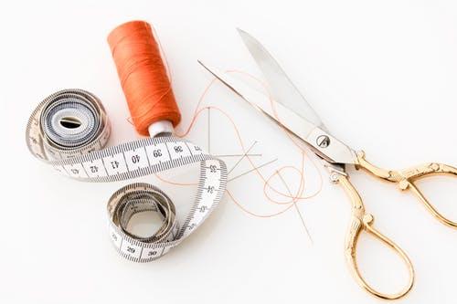 naaien verstellen repareren